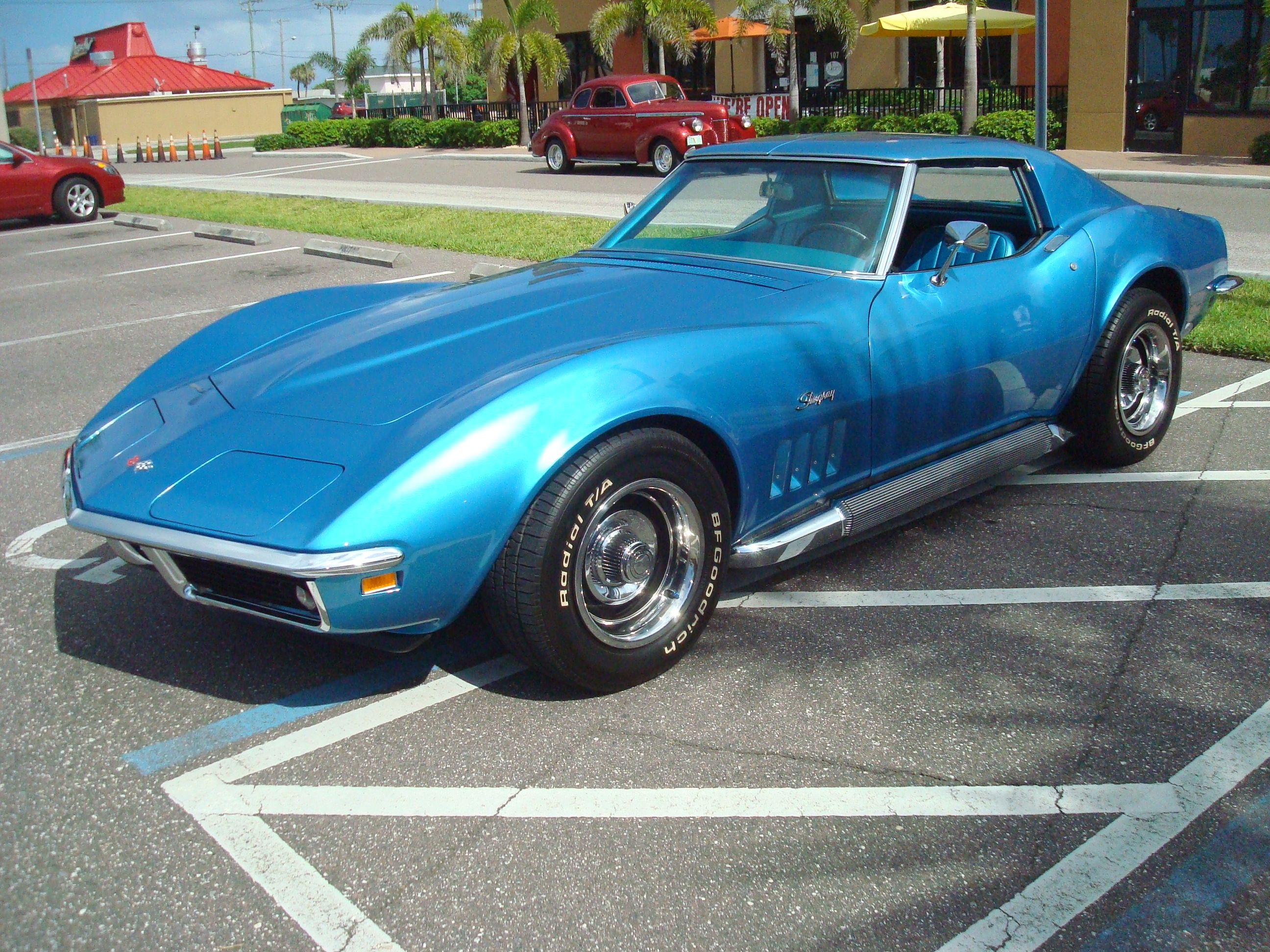 Adapter Tachometerspeedometer Cable 90 Degree Fitting 63 74 likewise Blog Entry 6419 as well 1965YelCorvConvert moreover Corvette Stingray Blue 1969 also Stingray. on 1963 corvette stingray